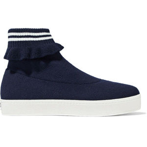$250 Opening Ceremony Ruffle Fashion Sneakers